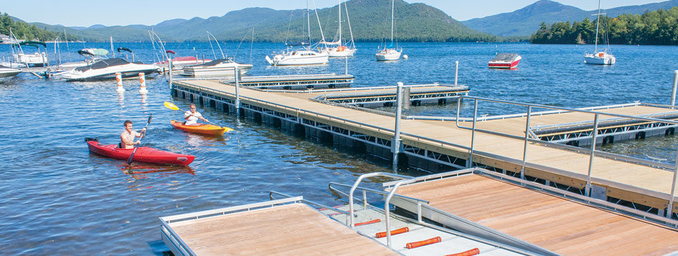 Consulting and Design for docks, marinas, shoreline access
